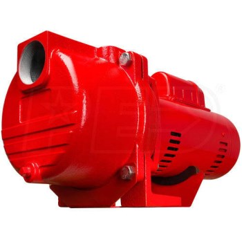Sprinkler Pump, Cast Iron  ~ 1 1/2 HP