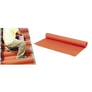 "Red Rosin Paper, Regular Weight  ~ 72"" x 166 ft."
