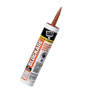 DAP 7079818858 18858 Red Intumescent Sealant