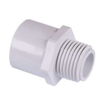1-1/2 Pvc Ext M Adapter
