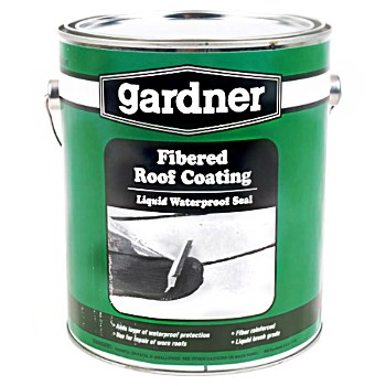 Fibered Roof Coating ~ Gallon