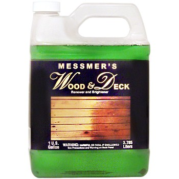 Wood & Deck Renewer ~ Liquid, Gallon