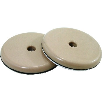 Slide Glide Pads w/Screws + Self Adhesive ~ 2""