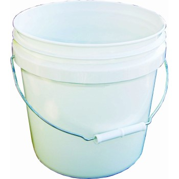 Industrial Pail, White ~ 2 Gallon