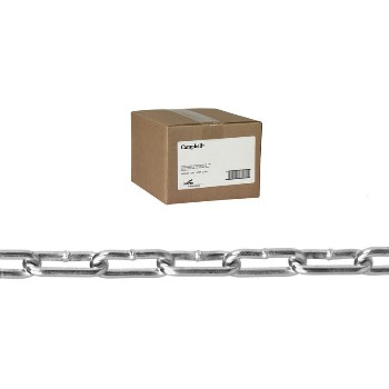 Straight Link Coil Chain
