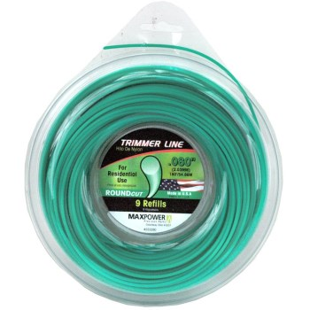 333280 .080in. X180ft. Trimmer Line