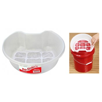 Pro-Strain'R Model # 05185 Paint Strainer ~ Fits 3.5 & 5 Gallon Buckets