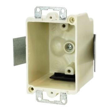 Allied Moulded Prods H9331=esk Single Gang Box
