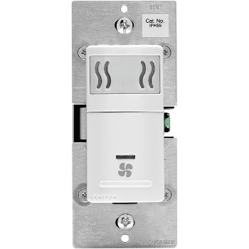 Humidity Sensor & Fan Control  ~  White