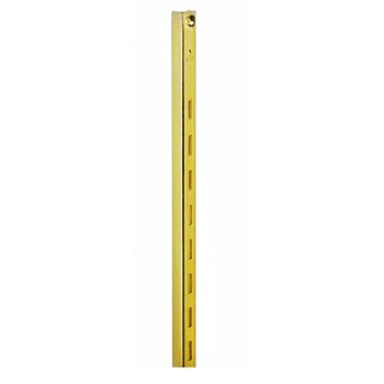 Shelf Standard, Brass,  48""