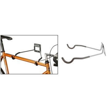 Flip-Up Bike Storage Hanger