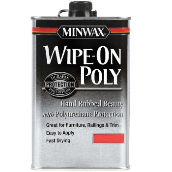 Wipe-On Poly, Satin ~ Pint