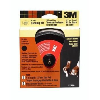 3M 05114409173 Sander Kit - Quick Change Disc Kit