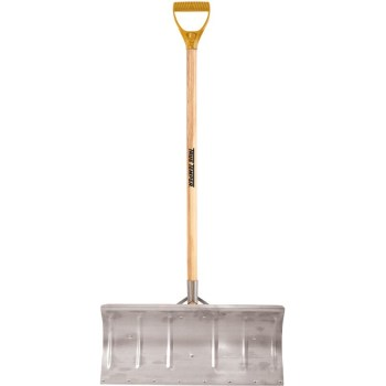 Aluminum Snow Pusher ~ 24""