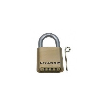 CCL Security    Keyless Padlock - 1 inch