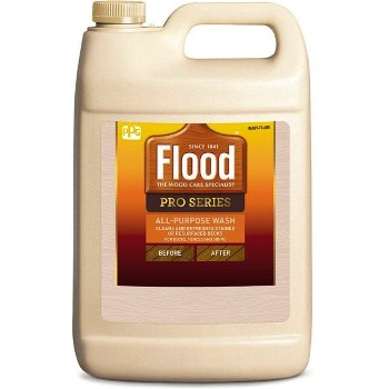 Flood Pro Deck All Purpose Wash ~ Gallon