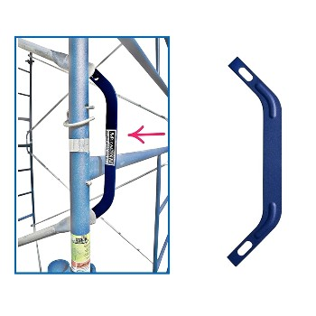 Metaltech/Omega M-MLA13 13in. Scaffold Lock Arm