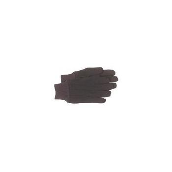 Boss 4020L Jersey Work Gloves - Brown