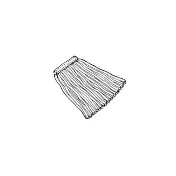 Cotton Wetmop, 20 ounce