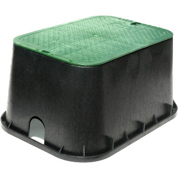 Rectangular Valve Box and Cover