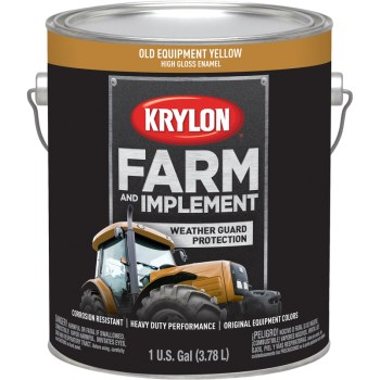 Krylon K01985000 1985 1g Old Equipment Yellow