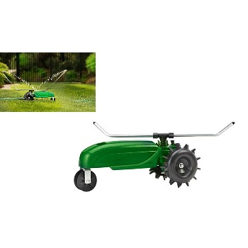 Orbit Irrigation  58322 Traveling Tractor Sprinkler