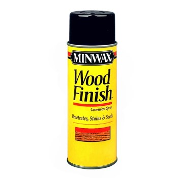 Wood Finish Spray, Early American ~ 11.5 oz Cans