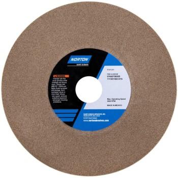 Norton 076607882554 Grind Wheel, 6 x 1 x 1 inch, T66m