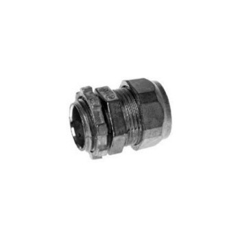 Compression Connector EMT, 1/2 inch