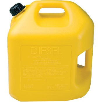 Diesel Fuel Can ~ 5 Gallon
