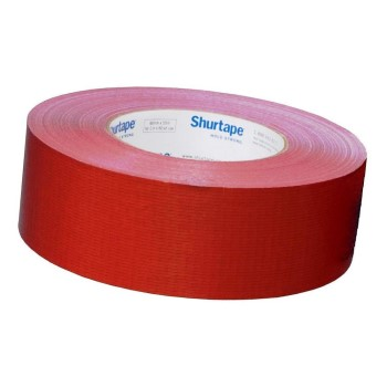 "Red Duct Tape, UV Resistant ~ 2"" x 60 Yds"