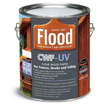 CWF-UV Wood Finish & Stain, Honey Gold ~ Gallon