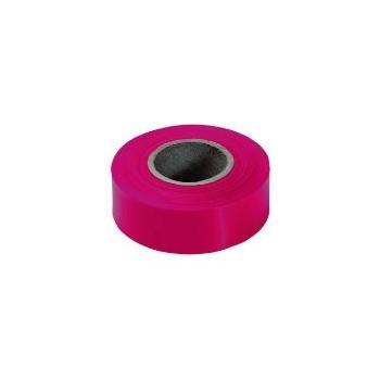 Irwin 65603 Flagging Tape - Pink-Glo