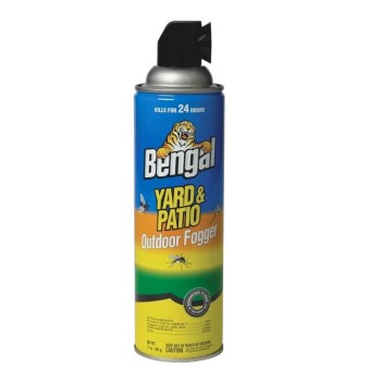 Yard & Patio Pest Control  Fogger ~ 13 oz