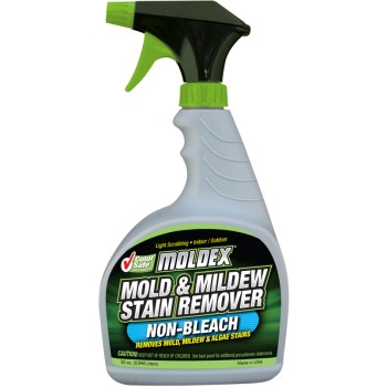 Bleach Free Mold and Mildew Stain Remover, 32 ounce