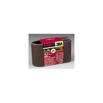3M 051131708891 Sanding Belt - Medium - 3 x 24 inch