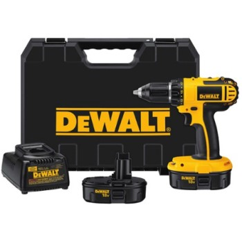 DeWalt  Compact Drill Kit, Cordless ~ 18v