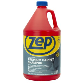 ZEP Premium Carpet Extractor Shampoo Concentrate ~ Gallon