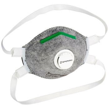 P95 Deluxe Disposable Respirator, 1 / Pack