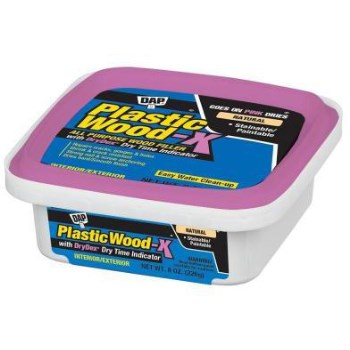 DAP 7079800541 00541 8oz Plastic Wood-X