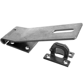 Zinc Safety Hasp ~ 7""