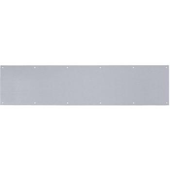 "Tell Mfg DT100052 Stainless Steel Kickplate ~ 34"" x 8"""