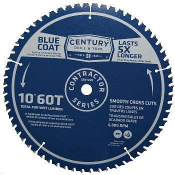 10 60t Finish Saw Blade