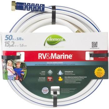 Swan ELMRV58050 5/8x50ft. Marine Hose