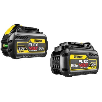FlexVolt® Max Battery Dual Pack ~ 20v/60v