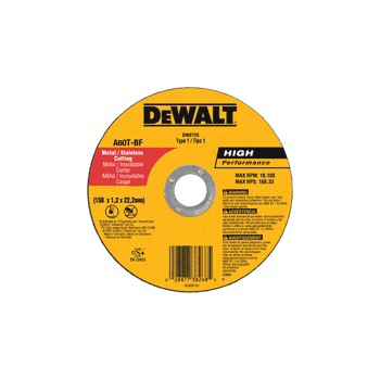 "Cut Wheel ~ Type One/4.5"" x .045 x 7.8"""