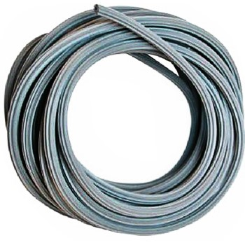 Screen Retainer Spline, Gray ~ .140 x 25 Ft