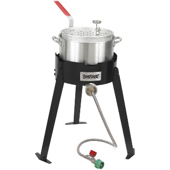 Aluminum Fish Cooker ~ 10 Qt.