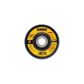 DeWalt  Abrasive Flap Disc - 80 Grit - 4.5 x 7/8 inch