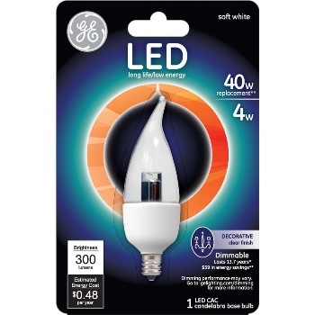 Led 4watt Candle Bulb